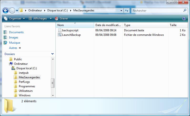Comment sauvegarder son site FTP automatiquement sur sa machine avec winSCP , 7-ZIP