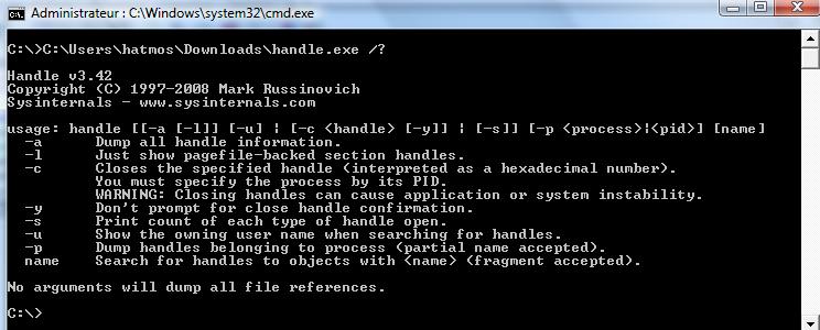 handle 1 10 outils de troubleshooting pour les systèmes Windows