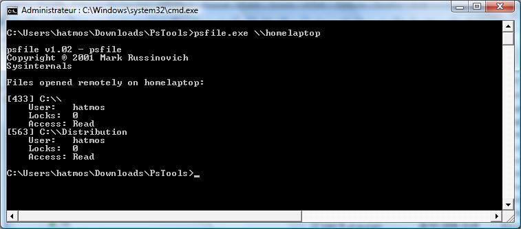 psfile 1 10 outils de troubleshooting pour les systèmes Windows