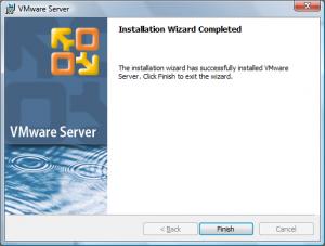 vmware site install9 300x227 Comment installer VMware Server ?