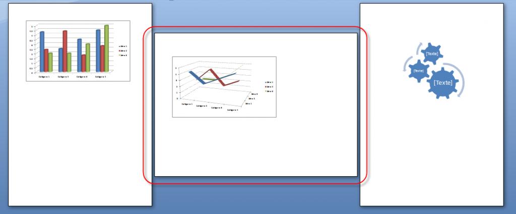 Mettre une seule page en paysage dans un document Word