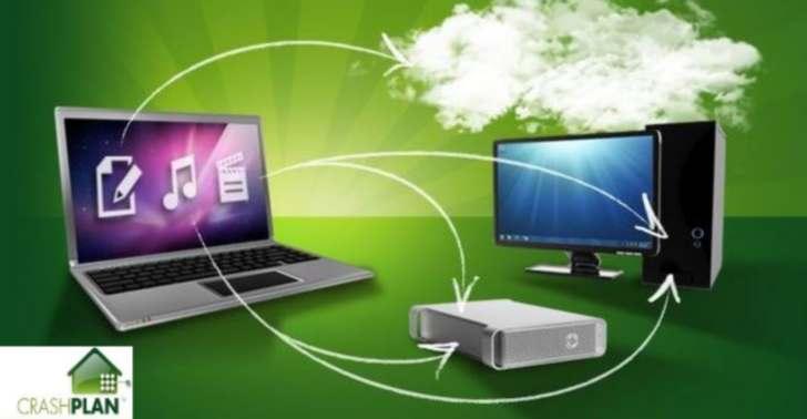 Sauvegarder son ordinateur avec CrashPlan