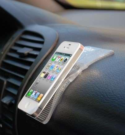 Grippy pad - coussinet de support pour téléphone portable et produit électronique