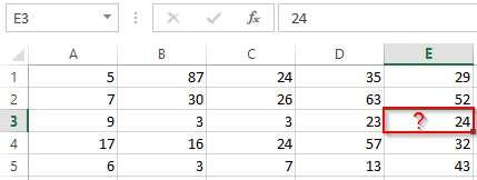 Tutoriel Excel - Cellules et Formules