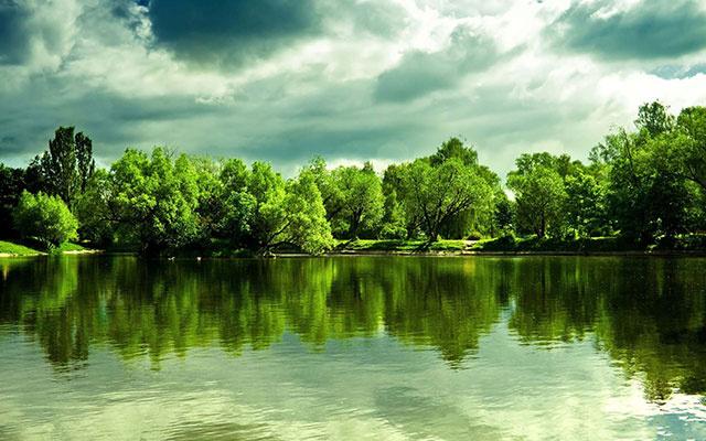 7 fonds d'écran Zens sur le thème des Lacs