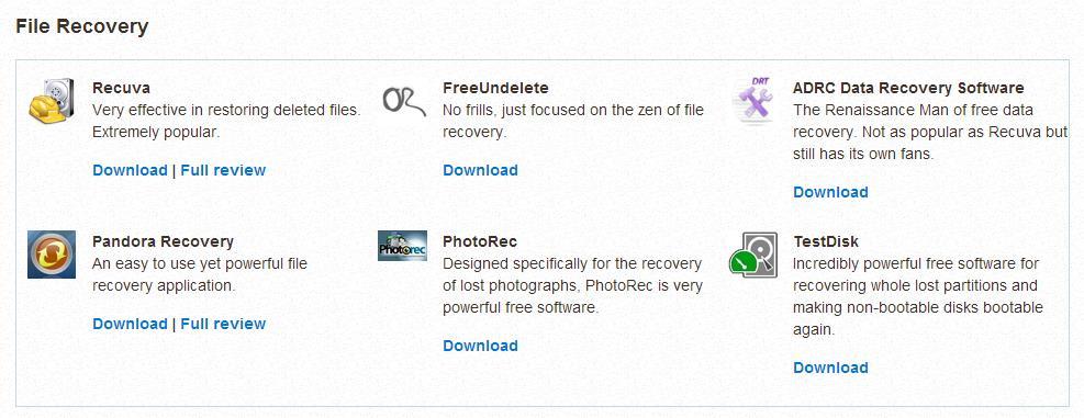 Les meilleurs logiciels pour Windows selon MakeUseOf