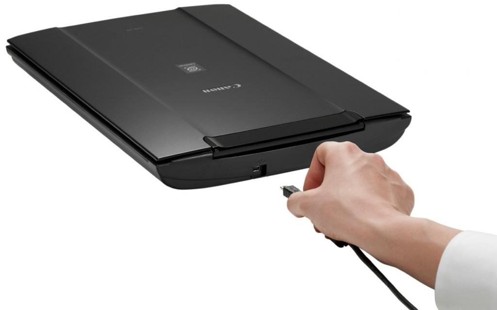 Canon CanoScan LiDE 110 Scanner à plat 2400 x 4800 dpi USB