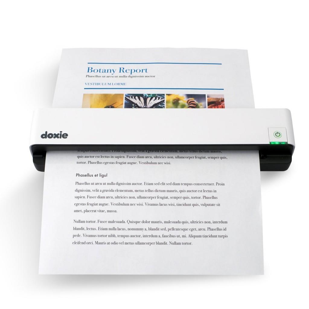 scanner vos documents pour vider vos tiroirs