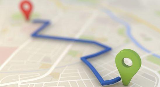 Coordonnées GPS