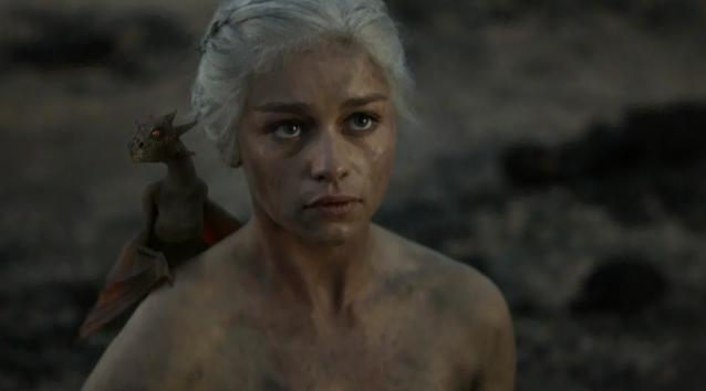 3 livres passionnants pour les geeks intelligents : Khaleesi dans le Trône de fer