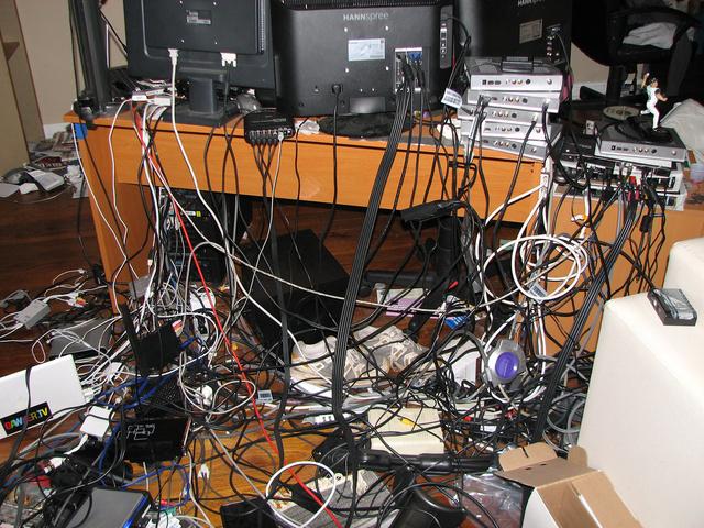 15 exemples à ne pas suivre en matière de câblage de serveurs