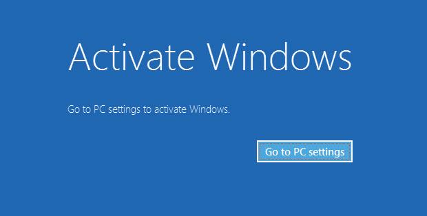 Sauvegarder et restaurer les paramètres d'activation de Windows 8