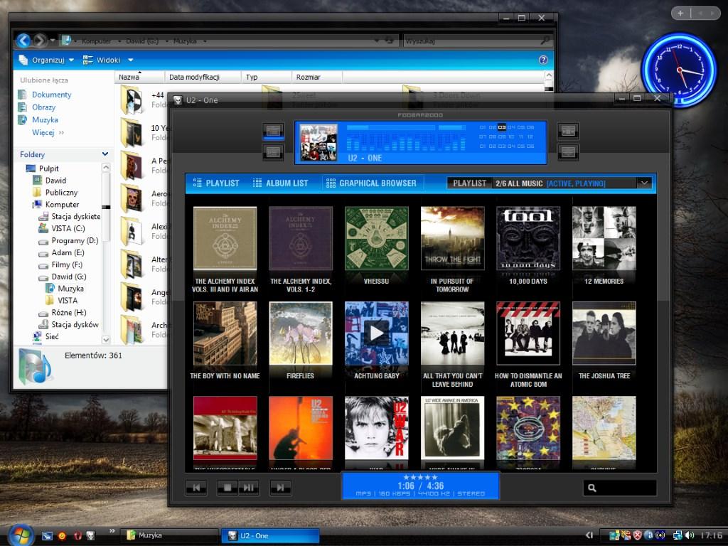 Lecteur audio Foobar2000