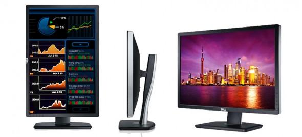 """Dell UltraSharp U2412M - Un écran LED 16/10 de 24"""" à un prix imbattable."""
