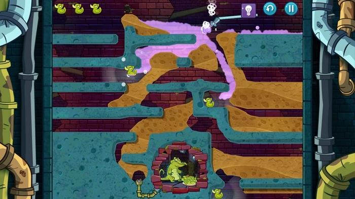 Jeux gratuits - mais-ou-est-swampy-2