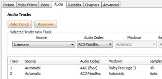 Encodage audio et vidéo avec Handbrake