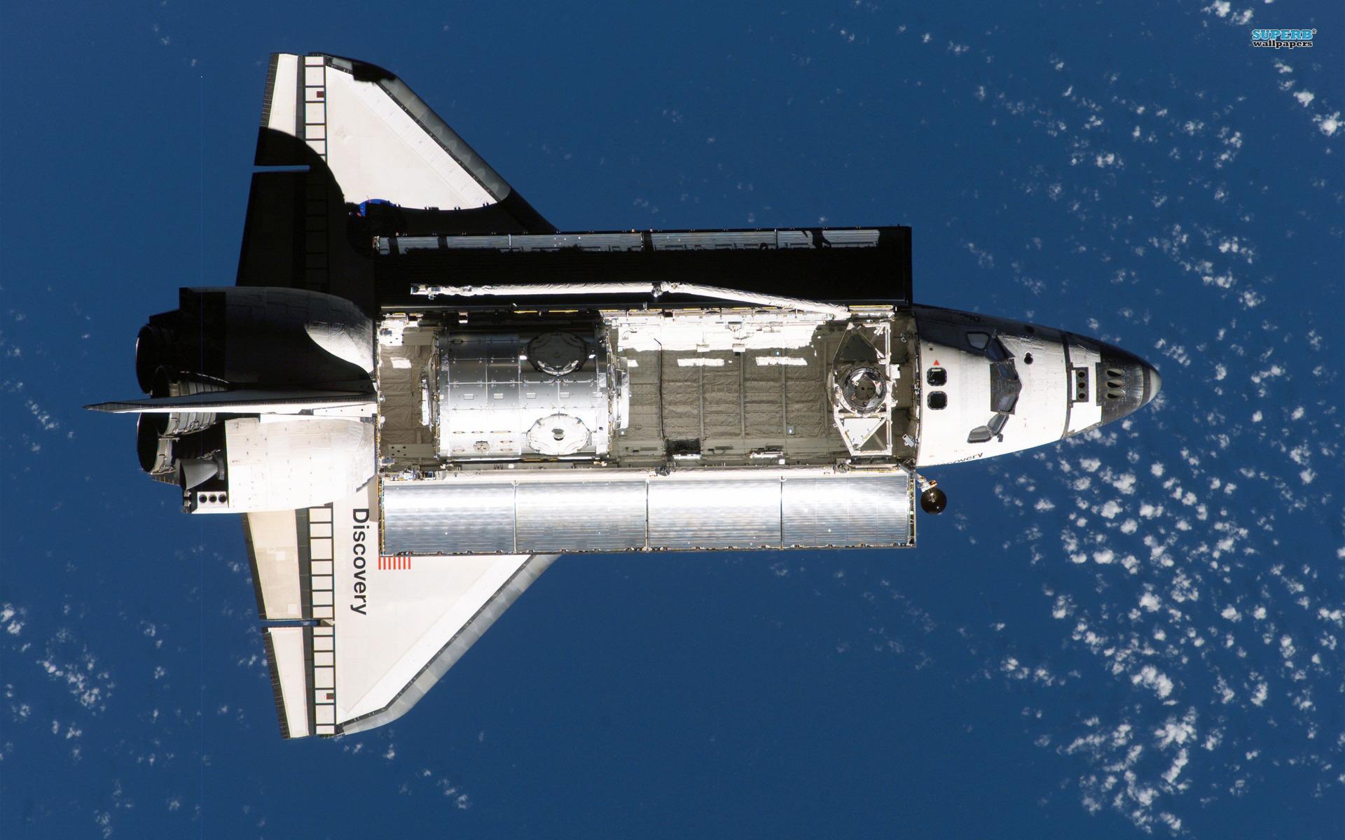 Fonds d'écran : Les navettes spatiales américaines