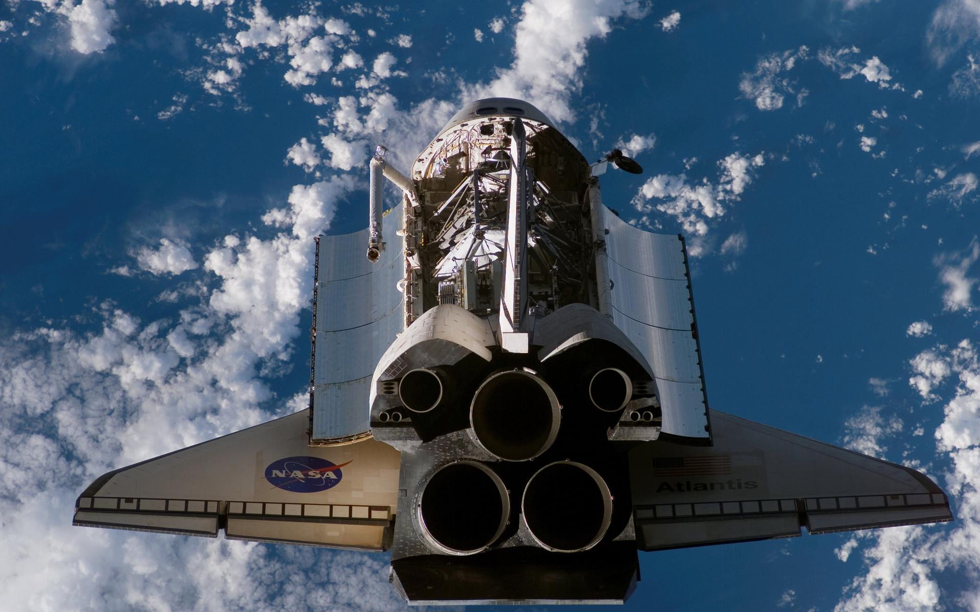 space shuttle habitable volume - photo #18