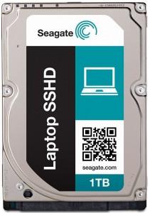 """Disque dur hybride Seagate SSHD 2,5"""" de 1 To"""