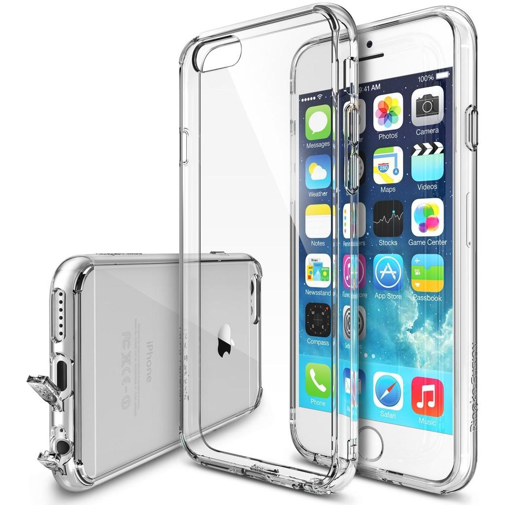 Les 4 meilleures coques de protection pour iPhone 6 et 6 Plus : Ringke FUSION