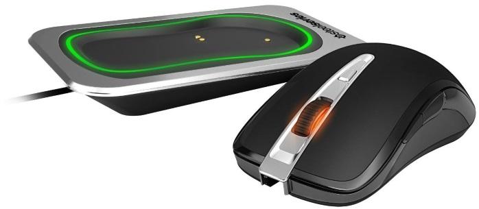 souris de Gamers : SteelSeries Sensei Souris Laser Sans Fil