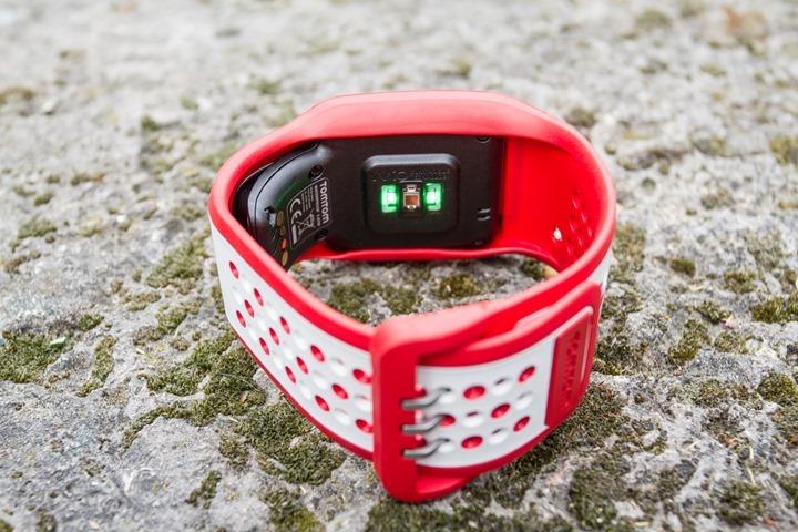 TomTom Runner Cardio : Enfin une montre Cardio sans ceinture