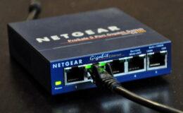 Switch Netgear pour connecter votre TV à votre BOX