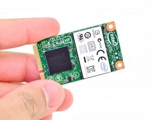 Format de disque SSD : le mSATA