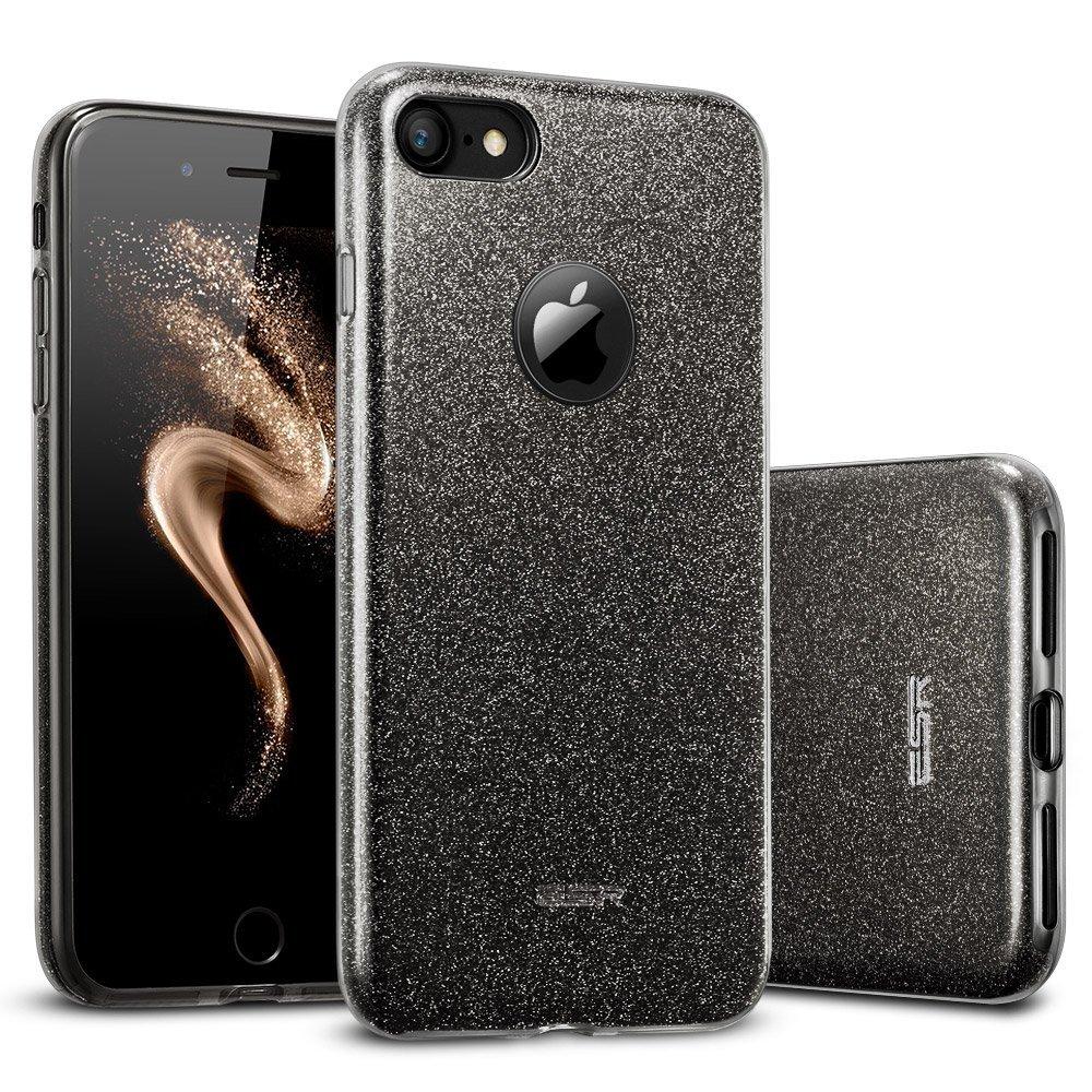 Les meilleures coques de protection pour iPhone 7 : ESR Bling Bling Gliter Sparkl