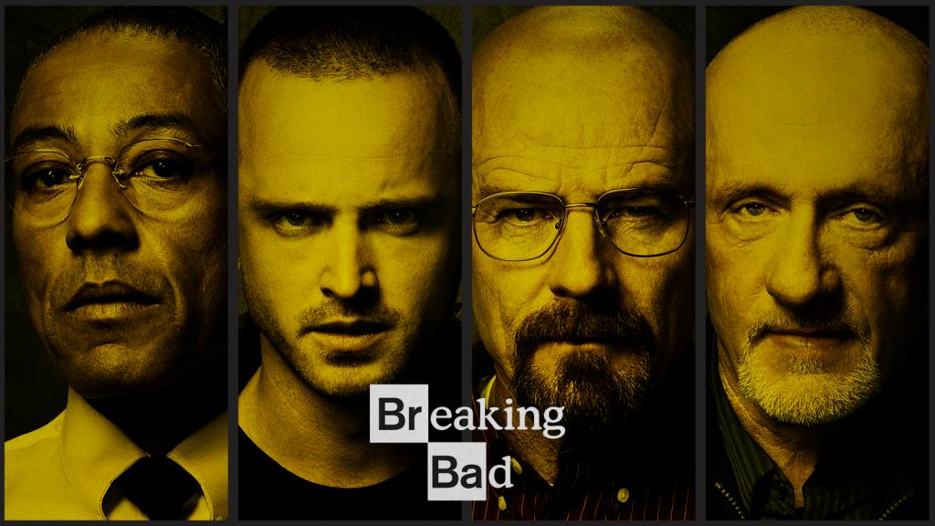 Les meilleurs séries télévisées : Breaking Bag