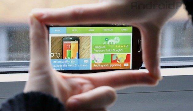 Comment effectuer une capture écran sur appareil Android