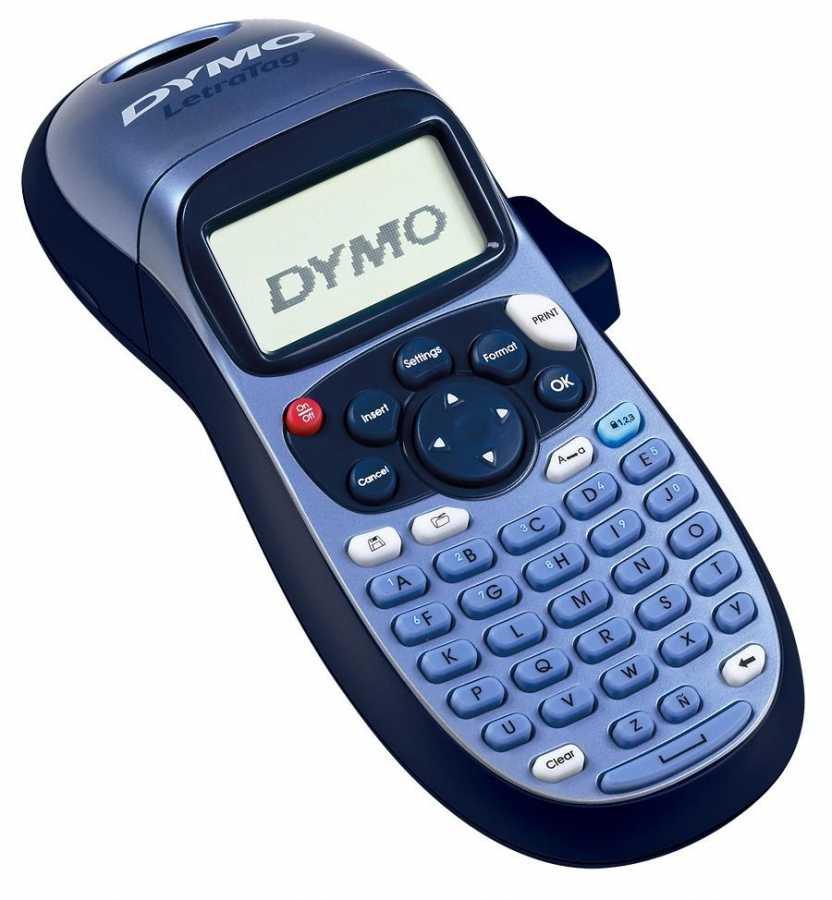 """Les 5 meilleures étiqueteuses portables alias """"DYMO"""""""