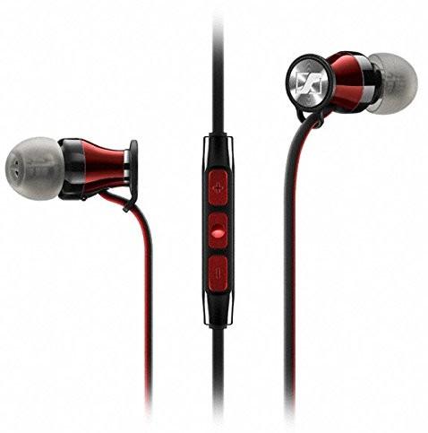 Les 9 meilleurs écouteurs intra auriculaires pour écouter de la musique avec votre smartphone : Sennheiser Momentum M2 IEi
