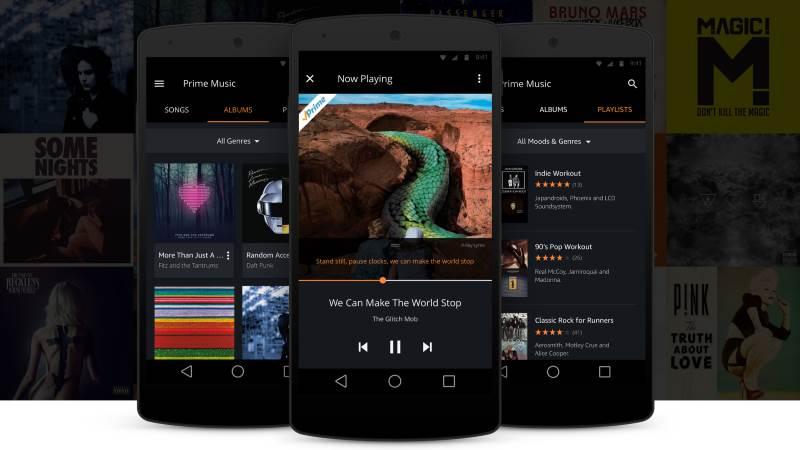 40 heures de musique gratuites sur Prime Music