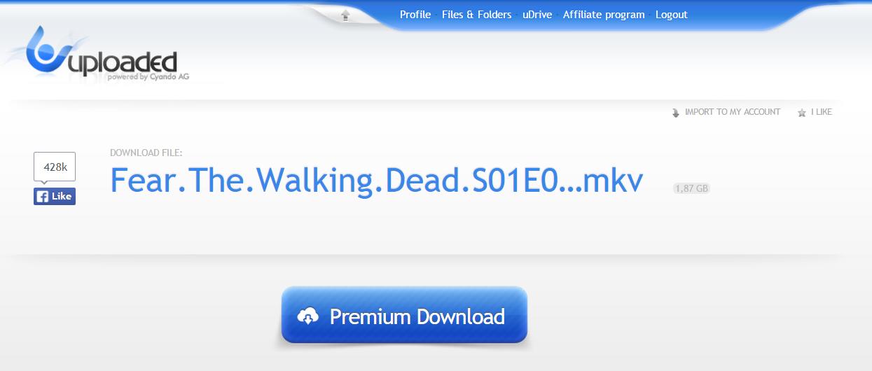 Télécharger une série : Téléchargement de l'épisode 1 de Fear The Walking Dead 4