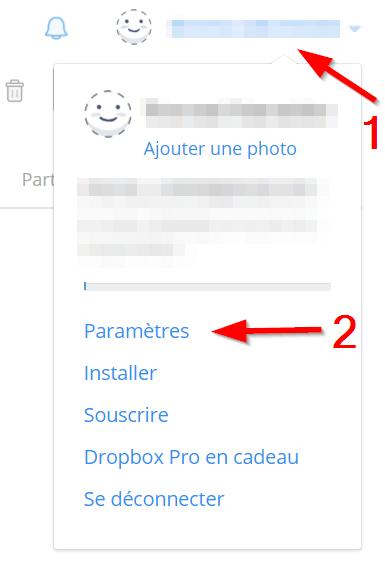 Comment protéger l'accès à votre compte Dropbox des Hackers
