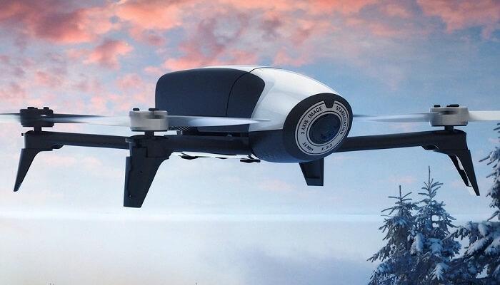 Idées Cadeaux : Drone Parrot Bebop 2