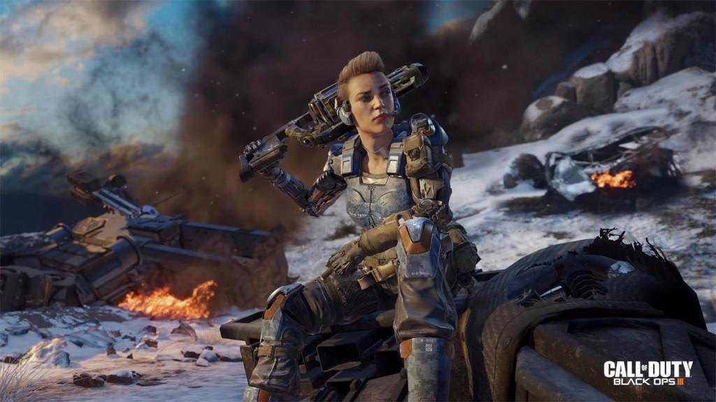 Call O Duty Black Ops 3