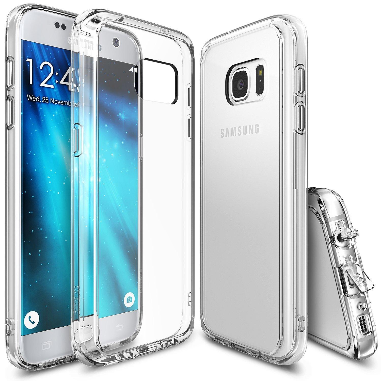 4 excellentes coques de protection : Ringke Fusion pour Samsung Galaxy S7 et S7 Edge