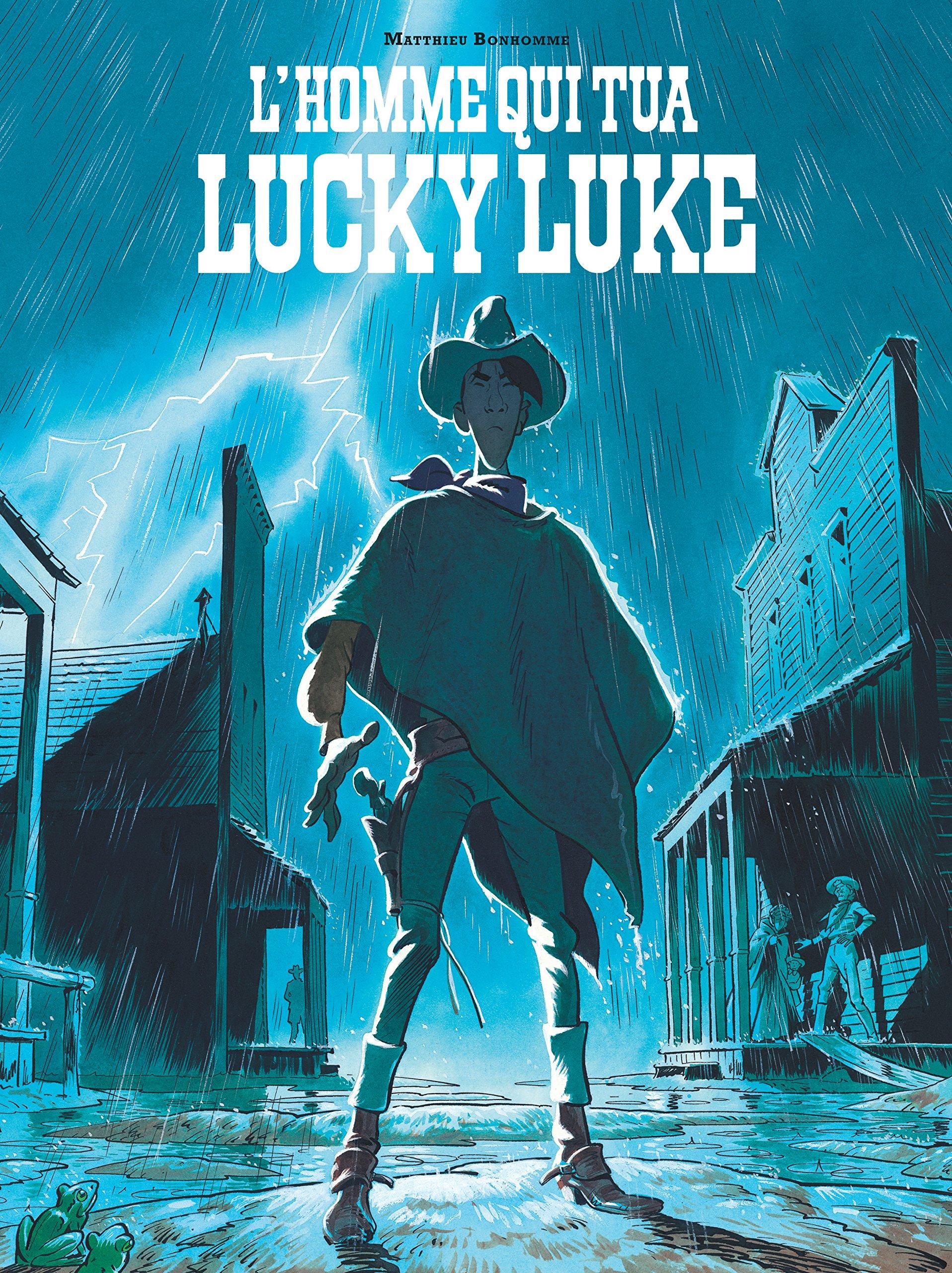 Homme qui tua Lucky Luke