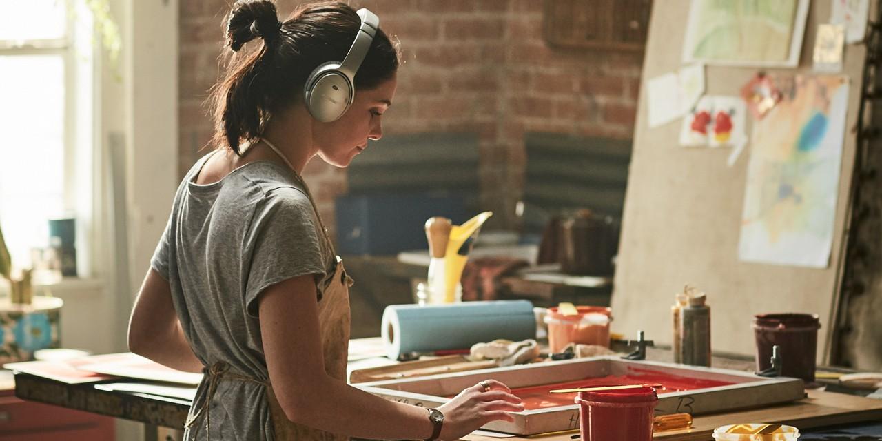 Les meilleurs casques audio à réduction de bruit - Bose QC35