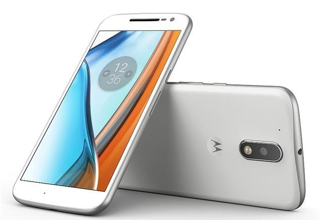 Les meilleurs smartphones à moins de 200 EUR - Motorola Moto G4