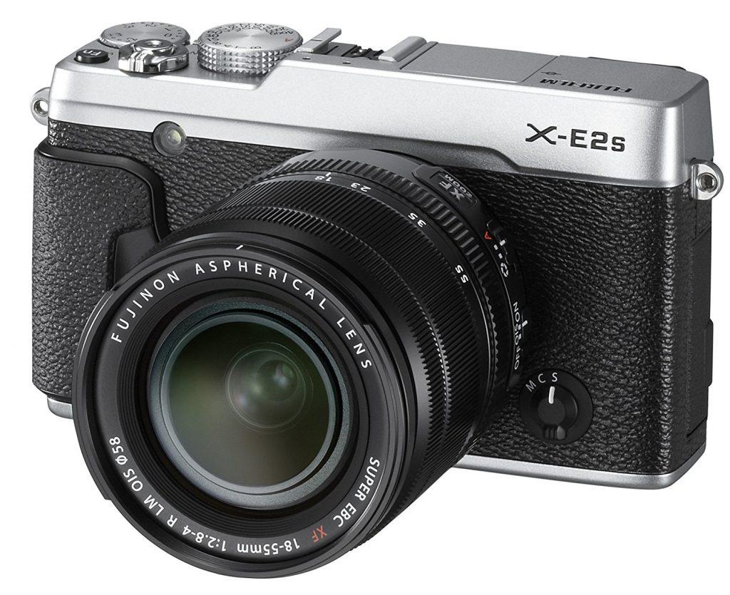 X-E2S, un appareil hybride de choix