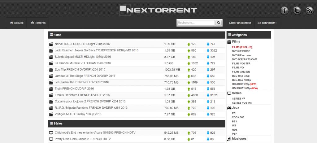 Les 6 meilleurs sites de téléchargement de Torrent en 2017