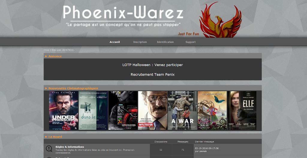 Phoenix-Warez