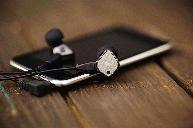 Meilleurs écouteurs à moins de 300 EUR : Sennheiser IE80