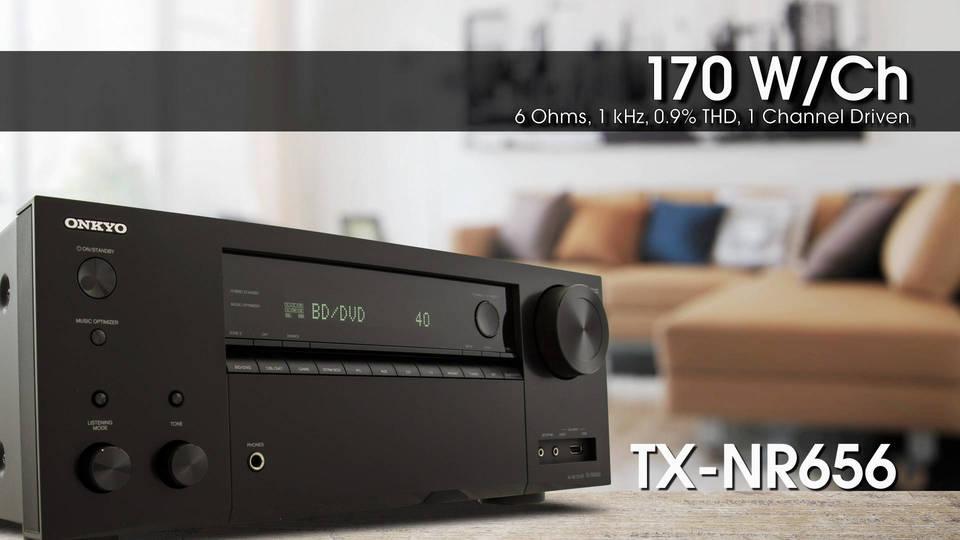 Onkyo TX-NR 656
