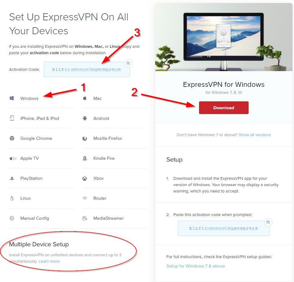 Instructions d'installation ExpressVPN  : C'est simple et j'aime ça