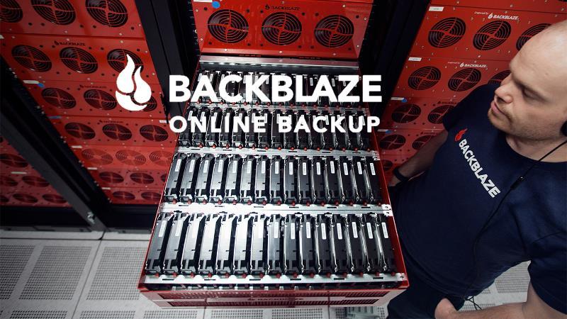 Backblaze Online Backup