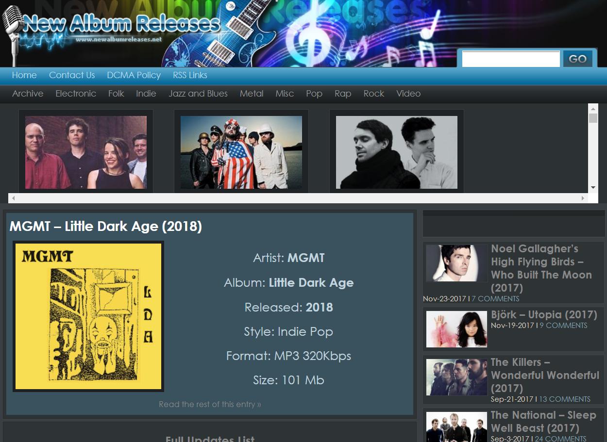 Les Meilleurs Sites Pour Télécharger Des Albums Mp3 Flac Gratuitement Pour 2021
